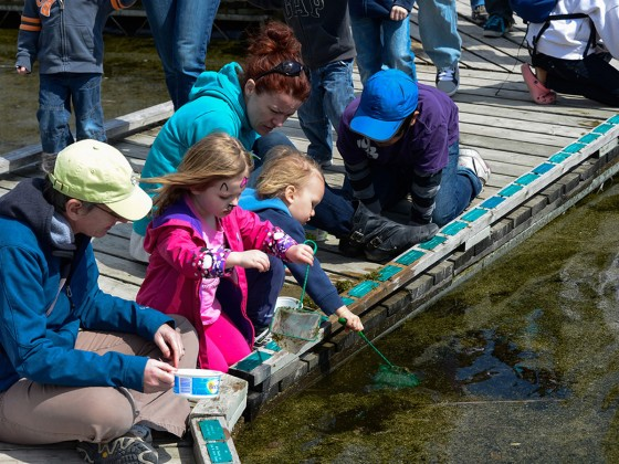 Celebrate Earth Day at FortWhyte Alive on their 50th Birthday