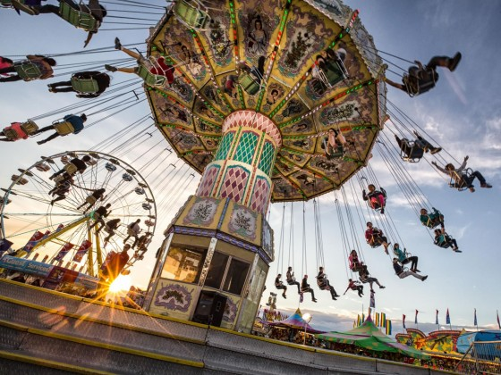 Find your thrill at the Red River Ex this June