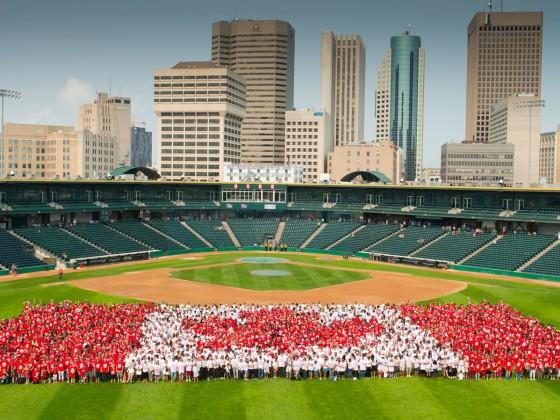 Canada Day 2016 in Winnipeg