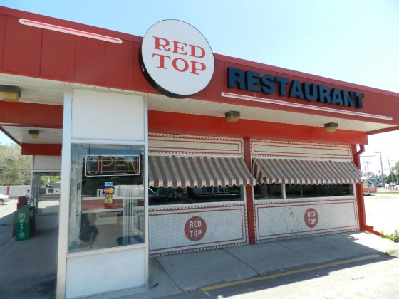 Red Top Diner: Greasy Spoon Extraordinaire