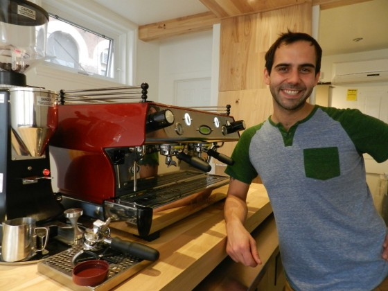 Meet the Owner: Café Postal's André Clément