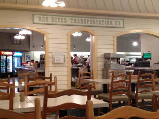 Paddlewheel Restaurant: Nostalgia on the menu
