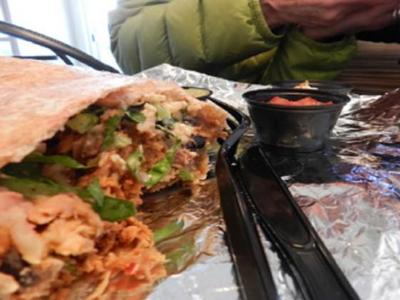 Burrito Splendido: Trend setting eats