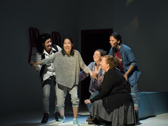 Prairie Theatre Exchange's The Dishwashers: Theatrical Dish Pit