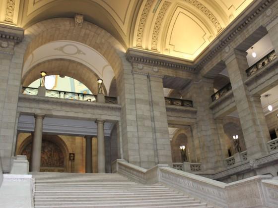 Winnipeg's Da Vinci Code