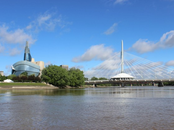 Take a Splash down the Red and Assiniboine Rivers