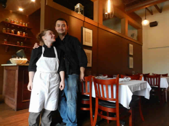 Meet the owners: Chew's Kristen and Kyle Lew