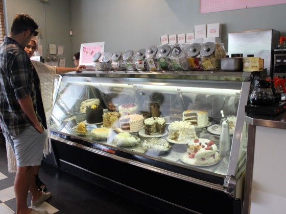 Sweet Impressions: Retro bakeshop, modern flair