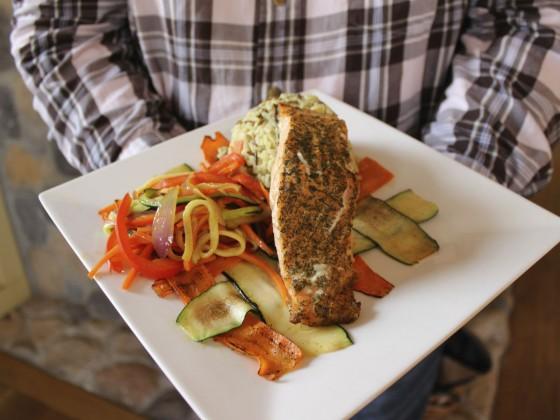 Feast your eyes: #MmmFestival food
