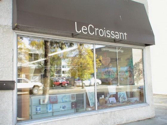 Le Croissant: French bakery fantastique