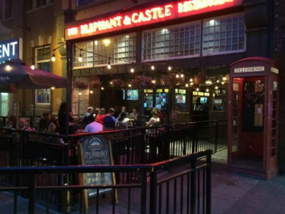 Elephant & Castle Reopens After Renovations