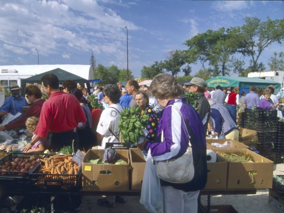 New & Noteable: The Forks Farmers' Market