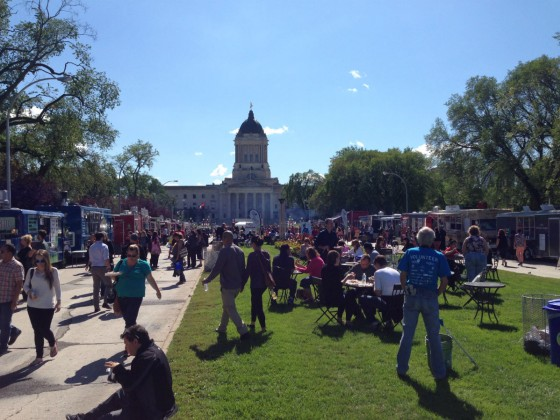 New & Noteable: Manyfest Food Truck Wars