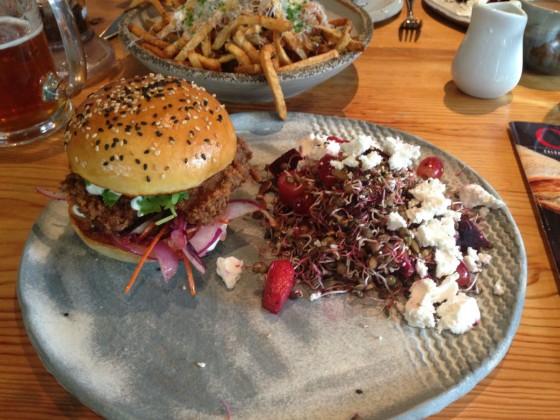 Reason #1 to eat at Deer + Almond: Chicken Fried Chicken