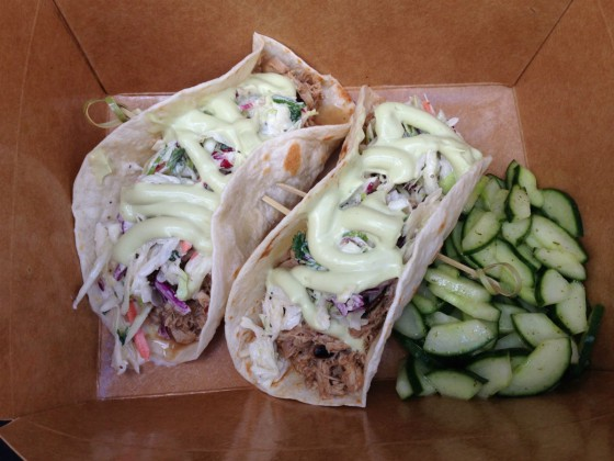 Eat this now: Taco Tuesdays behind The Fairmont