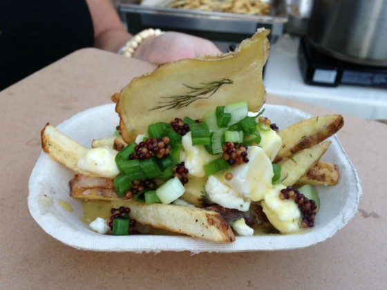 Poutine Cup 2015 sees Marion Street Eatery get all the gravy