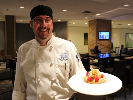 Blaze Restaurant and Lounge heats up with new menu and feel