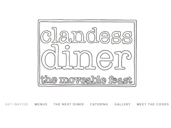 Clandess Diner's Moveable Feasts bring something wild to the table