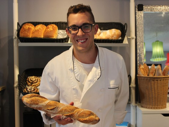 The first year has been a beauty for St. Boniface's La Belle Baguette