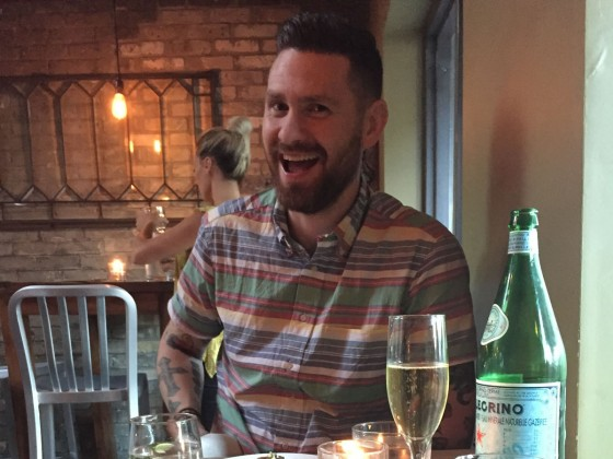 Where Chefs Eat Vol. 4: Segovia and Clementine's Adam Donnelly