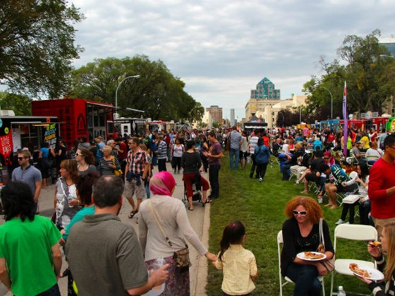 Winnipeg fall food events that only your waistline will want to miss
