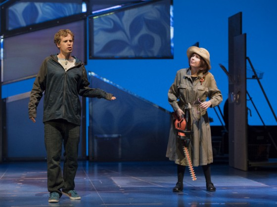 The Curious Incident of the Dog in the Night-Time is an ingenious season opener for Royal MTC