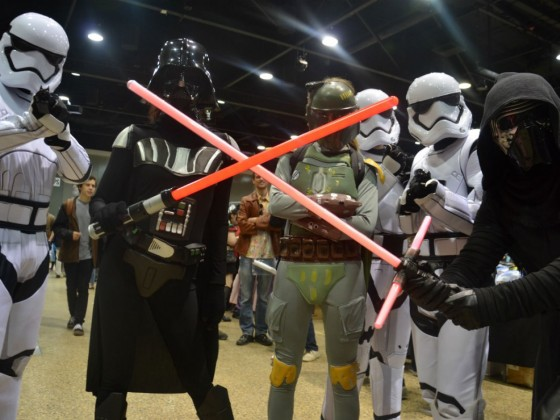 Central Canada Comic Con brings out the Captain, the cosplay and all the comics this weekend