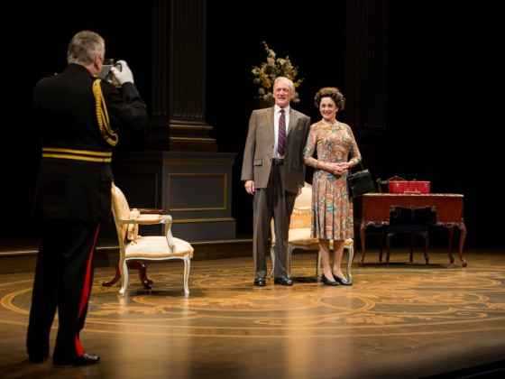 The Audience is a royal treat for both history enthusiasts and those who like a good chat