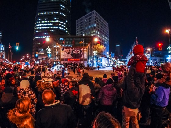 10 things to do at the Winnipeg Santa Claus Parade this weekend