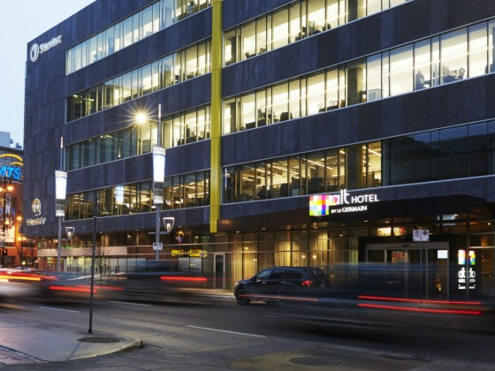 Alt hotel Winnipeg is the critic's choice