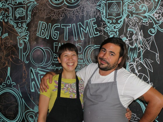 Q & A with Chef Mandel Hitzer of deer + almond