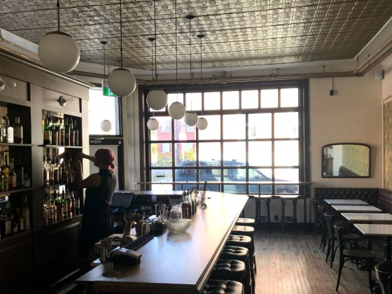 Langside Grocery: charming old-new neighbourhood haunt has destination cocktail bar aspirations