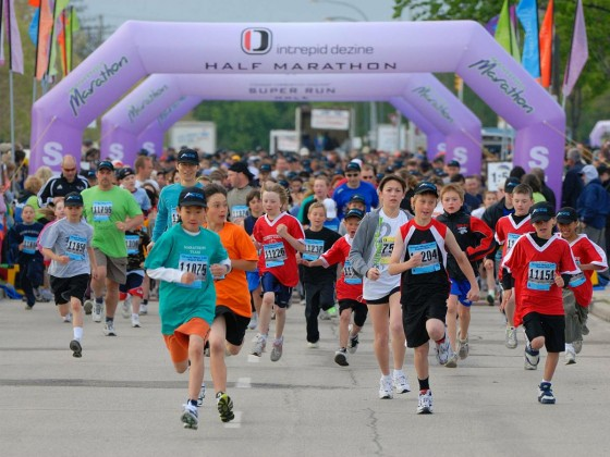 It's never too early to register for the 2018 Manitoba Marathon
