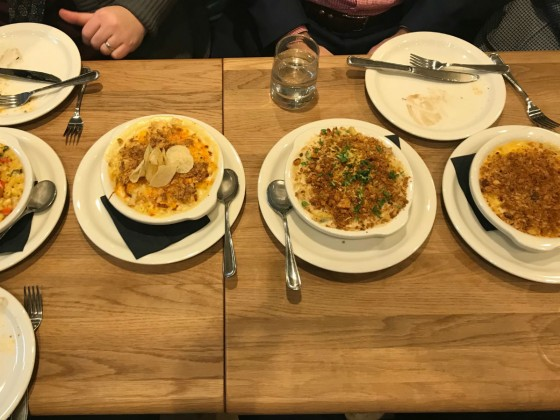 We need to talk about Kevin's... that new mac and cheese place