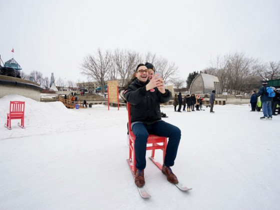 Top spots to take that special selfie, with that special someone, on Valentine's Day in Winnipeg