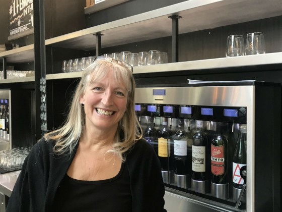 One of the world's best sommeliers is now curating the wine and beer selection at The Forks