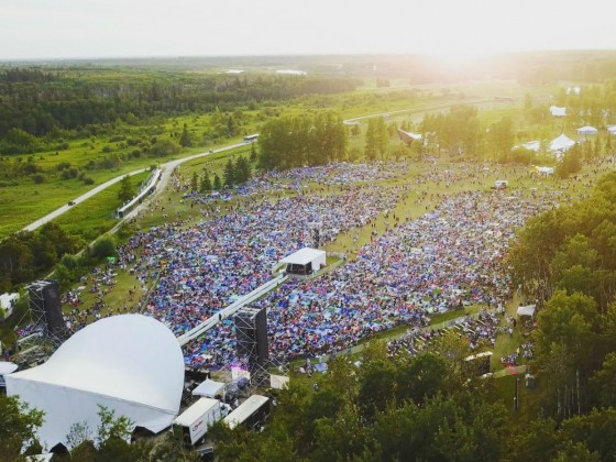 An audio-visual guide as to why you should get your early bird Folk Fest tickets right now