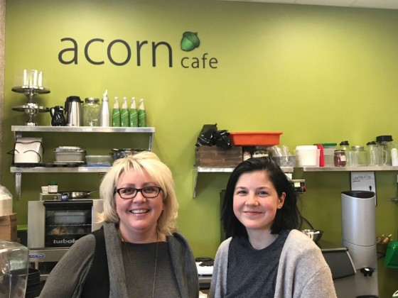 Vegans will venerate Generation Green and its Acorn Café… and all you omnivores and eat-local advocates will too