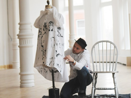 Shop the Peg with fashion guru Lennard Taylor
