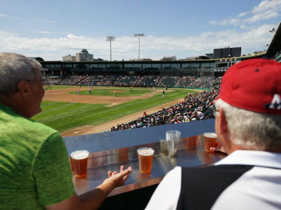 Goldeyes Baseball hits a home run with new Craft Beer Corner