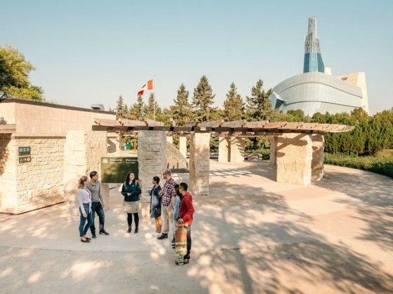 Parks Canada Winnipeg has all the historic adventures you are looking for this August
