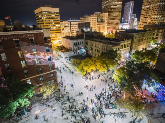 Why Nuit Blanche Winnipeg 2018 will be so rad