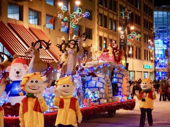 Winnipeg's 109th Santa Claus Parade gifted new life to bring even more magic on November 17