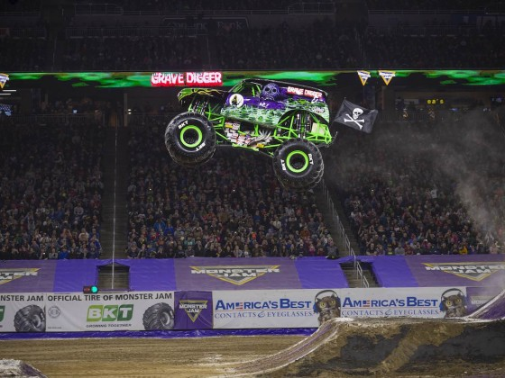 Shift your Monster Jam weekend into high gear with this itinerary
