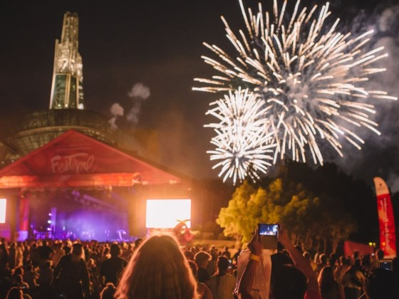 10 ways to celebrate Canada Day in Winnipeg for 2019 - Canada Day fireworks at The Forks (photo by Mike Peters)