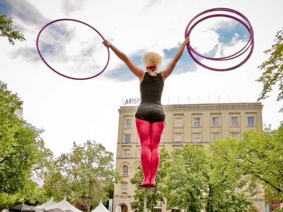 Winnipeg Fringe Festival: Acting up all over the place