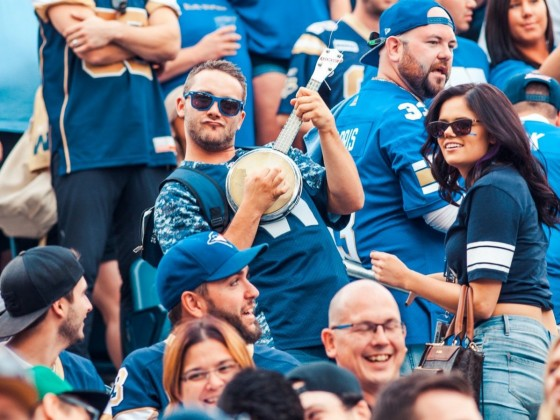 Plenty of fun pickins' over Banjo Bowl weekend in Winnipeg