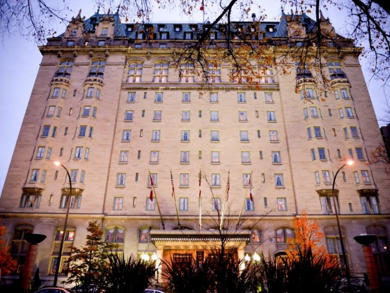 3 Stories of the macabre from Winnipeg (and tours that take you there) - The Fort Garry Hotel is home base for many of the city's ghost tours (photo courtesy of the Fort Garry Hotel)