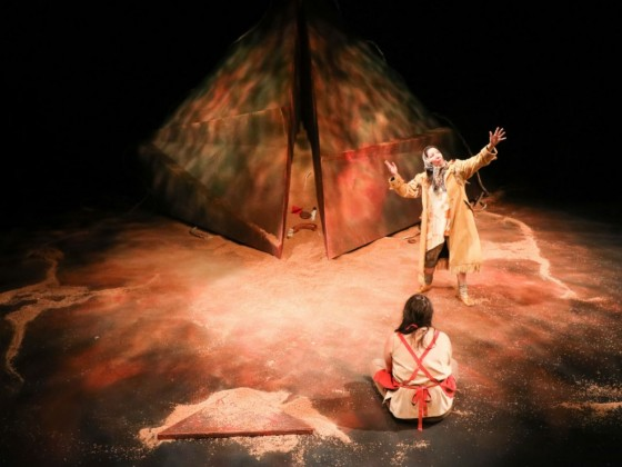 Review: Celebrate Indigenous theatre with PTE's The Third Colour