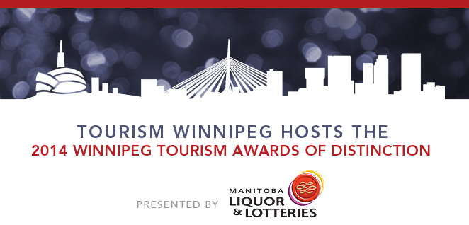 2014 Winnipeg Tourism Awards of Distinction